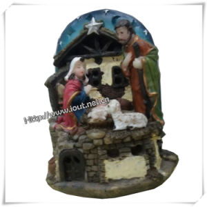 Resin Catholic Statue Nativity Set, Religious Resin Statues (IO-ca082) pictures & photos