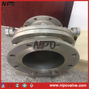 Stainless Steel Flange Swing Type Tilting Check Valve pictures & photos