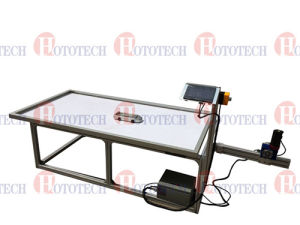 PV Module Backplane Scratch Resistance Testing Machine pictures & photos