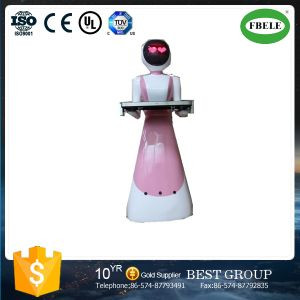 Trackless Remote Control Robot Waiters pictures & photos