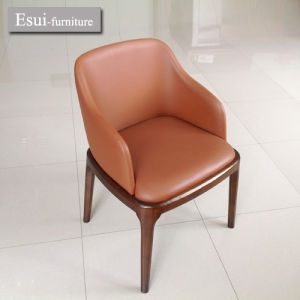 Solid Wood Restaurant Dining Chair of Dining Room (CY035)
