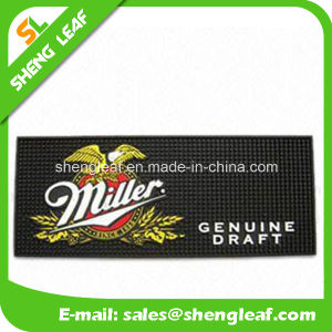 3D High Quality Custom Soft PVC Rubber Bar Mat (SLF-BM018)
