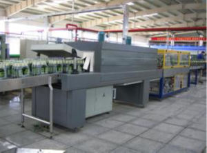 Automatic Beer Bottle PE Film Packing Machine pictures & photos
