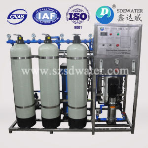 Mini Mineral Water Plant 500L/H RO System pictures & photos
