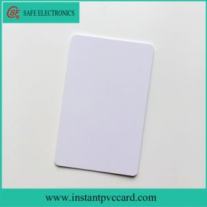 Blank Inkjet Printable PVC Card pictures & photos