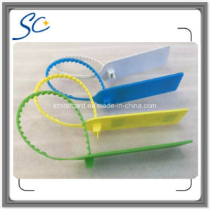 Plastic RFID Cable Tie Tag for Inventory Management