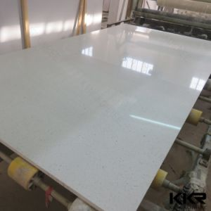 Engineered 30mm Quartz Stone for Kitchen Coutnertop pictures & photos