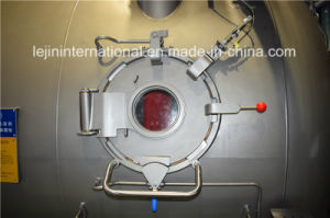 Bsn-OE-1p Ultra-Low Liquor Ratio Ecological Knit Dyeing Machine/ 250kg Capacity pictures & photos