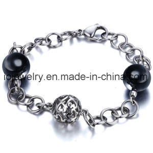 Hollow Ball Very Light Agate Bracelet for Kids pictures & photos