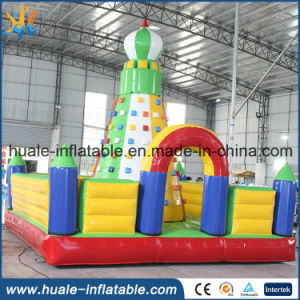 Good Price Inflatable Rock Climbing Walls for Sale, Mobile Climbing Wall, Children Inflatable Climbing