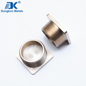 Customize Brass and Bronze CNC Machining Fitting pictures & photos