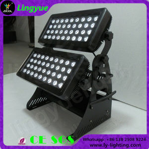 Outdor City Color Double Head LED Wall Wash Light 72X10W pictures & photos