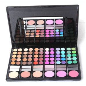 Print Logo on Available PRO 78 Color Eyeshadow Palette 60 Color Eyeshadow 6 Blusher 12 Lip Gloss Eyeshadow Palette 78#2