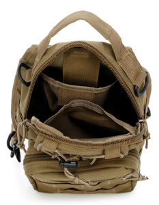 Military Tactical Shoulder Messenger Bag Outdoor Chest Nylon Bag pictures & photos