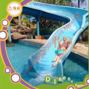 Promotion Selling Stimulated Spiral Water Park Slide pictures & photos