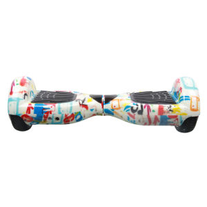 6.5inch 2wheel Self Balance Standing Scooter Electric Skateboard Steering-Wheel Smart Electric Scooter
