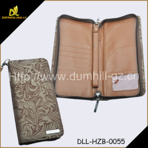 Popular Passport and Ticket Holder Leather Travel Wallet