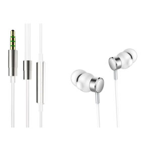 Hot Promotion! Wholesale Earphone for Samsung Mobile Phone, Balanced Armature Earphones