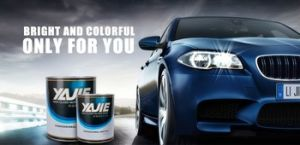 Guangdong Automotive Paint Good Quality Clear Coat pictures & photos
