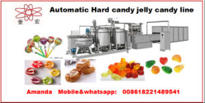 Kh 150 Ce Approved Small Candy Making Machine Price pictures & photos