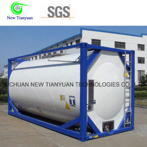 200m3 Capacity Large-Scale Cryogenic Liquid Tank/Tanker