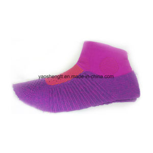 100% Polyester Flyknit Fabric and Flyknit Shoes Upper