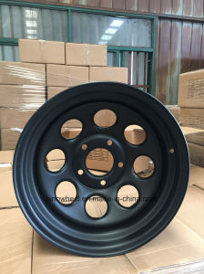 4X4 Car Steel Wheel Rims pictures & photos