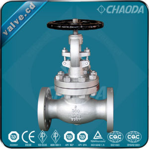 ANSI Standard Carbon Steel Globe Valve pictures & photos