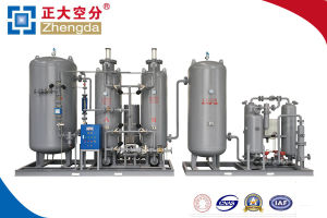 Vpsa Oxygen Generating Plant for Indutrial/Chemical