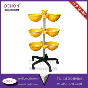 Different Color Hair Tool for Salon Equipment and Beauty Trolley (DN. D102) pictures & photos