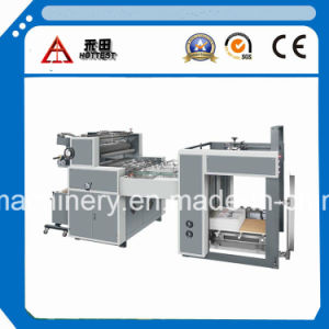 Automatic Water Base Laminating Machine & Automatic Slitting Machine pictures & photos