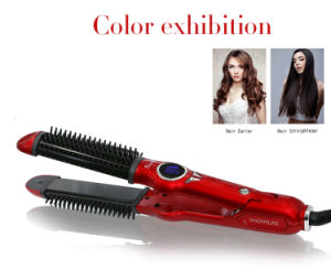 Mch Heater Elctric Port Hair Flat Iron