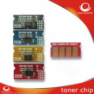 China Compatible Color Reset Toner Smart Chip Refilled for
