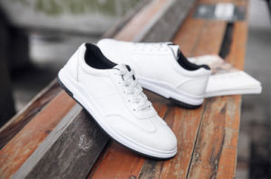 2017 New Design for Men (71116) White and Black Shoes pictures & photos