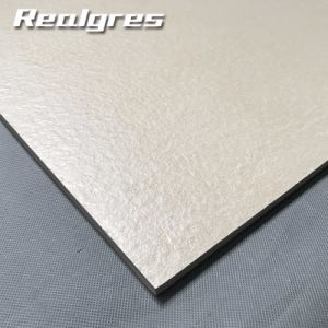 Venezuela Residential Vitrified Discontinued Rustic Glazed Cement Concrete Non Slippery Porcelain Floor Tiles