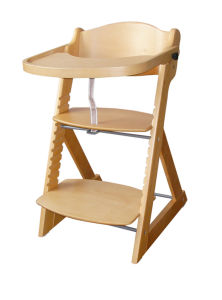 China Wooden High Chair Whc 204 China High Chair Baby Chair