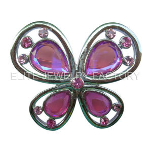 Fashion Butterfly Brooch (B0524)