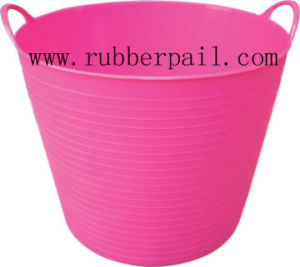 Garden Bucket Plastic Bucket, Plastic Pail, PE Bucket (YX9003)