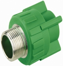 PPR Pipe Fitting - Male Socket