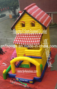 Inflatable Bounce House, Inflatable Building, Inflatable House