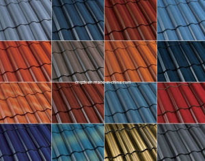 China Ceramic Interlocking Roof Tiles - China Roofing Tiles, Clay ...