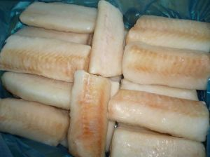 Frozen Pacific Cod Fillet Loin, Atlantic Cod Fillet