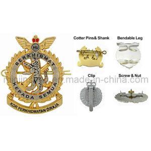 China Military Badges, Military Emblems, Military Cap Badges