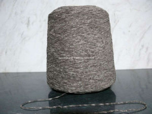 4nm 100% Dull Polyester Chenille Yarn