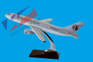 A300-600 Qatar Air Scale Plane Model pictures & photos