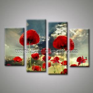 China poppy flower oil paintings klfl4 0040 china flower oil poppy flower oil paintings klfl4 0040 mightylinksfo