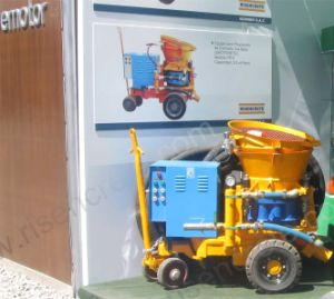 RISEN PZ-5 Dry-Mix Shotcrete Machine pictures & photos