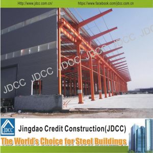 Steel Truss Prefab Structure Warehouse pictures & photos