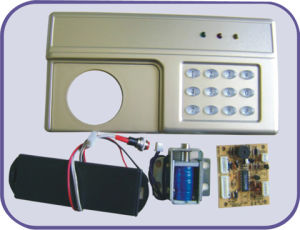 Safe Lock Spare Parts Electronic System (MG-25) pictures & photos