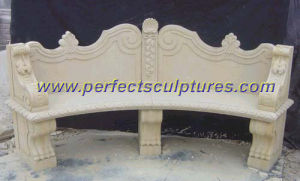 Antique Garden Chair with Stone Marble Sandstone Granite (QTC001) pictures & photos